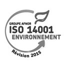 certification iso environnement